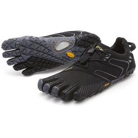 FiveFingers W's V-Trail Shoes Black/Grey